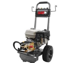 2700 Psi | 11.3 L/Min | Cold Water High Pressure Cleaner – BAR 2565C-H (Petrol Drive)