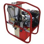 3000 Psi | 18 L/Min | Hot and Cold Water High Pressure Cleaner - BAR3014 P-BRE (Petrol Drive)