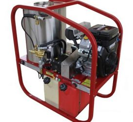 3000 Psi | 18 L/Min | Hot and Cold Water High Pressure Cleaner – BAR3014 P-BRE (Petrol Drive)