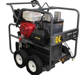 3500 Psi | 15 L/Min | Hot and Cold Water High Pressure Cleaner – BAR 3513HAH (Petrol Drive)