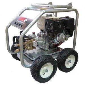 3500 Psi   15 L/Min   Cold Water High Pressure Cleaner - BAR3513-HEJV (Petrol Drive)