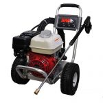 4000 Psi | 15 L/Min | Cold Water High Pressure Cleaner - BAR4013 AHA (Petrol Drive)