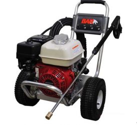 4000 Psi | 15 L/Min | Cold Water High Pressure Cleaner – BAR4013 AHA (Petrol Drive)