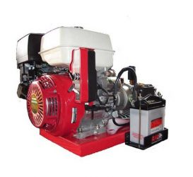 4000 Psi | 15 L/Min | Cold Water High Pressure Cleaner – BAR4013-HB (Petrol Drive)