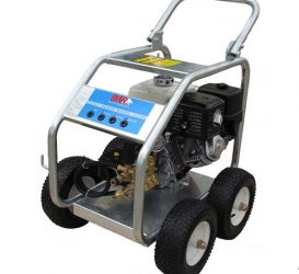 4000 Psi | 15 L/Min | Cold Water High Pressure Cleaner – BAR4013-HEJ (Petrol Drive)