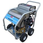 5000 Psi | 21 L/Min | Cold Water High Pressure Cleaner - B.A.R. 5027G-HEJMT (Petrol Drive)