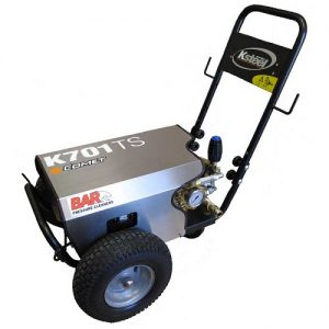 1600 Psi | 12 L/Min | Cold Water High Pressure Cleaner - BAR K701
