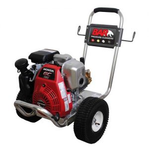 3000 Psi | 9.5 L/Min | Cold Water High Pressure Cleaner - BAR 2550A-H (Petrol Drive)