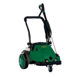 2830 Psi | 21 L/Min | Hot and Cold Water Ready High Pressure Cleaner – Gerni Poseidon 7