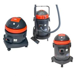 1 or 2 Motors | 1200 Watts | Dry and Wet Vacuum Cleaner – Kerrick VH Yes Series