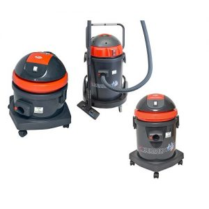 1 or 2 Motors - 1200 Watts - Dry and Wet Vacuum Cleaner - Kerrick VH Yes Series