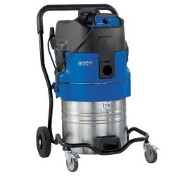 1 Motor | 1500 Watts | Wet Vacuum Cleaner (Pump Out) – Nilfisk Attix 751-61