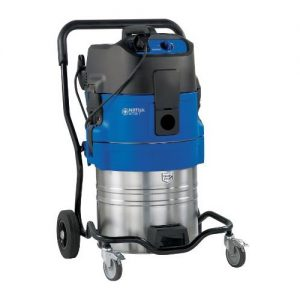 1 Motor - 1500 Watts - Wet Vacuum Cleaner (Pump Out) - Nilfisk Attix 751-61