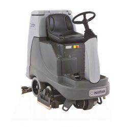 Commercial Scrubber and Dryer – Nilfisk BR755