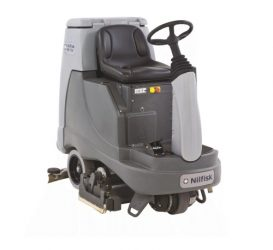 Commercial Scrubber and Dryer – Nilfisk BR855