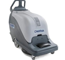 Commercial Walk Behind Polisher – Nilfisk BU800 (Battery)