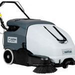 Commercial Walk Behind Sweeper - Nilfisk SW900 (Battery)