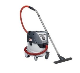 1 Motor | 1400 Watts | Hazardous Material Vacuum Cleaner – Nilfisk VHS 42 40L (Dry and Wet)