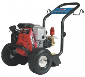 2500 Psi | 9.5 L/Min | Cold Water High Pressure Cleaner  – B.A.R. 2550 B-H (Petrol Drive)