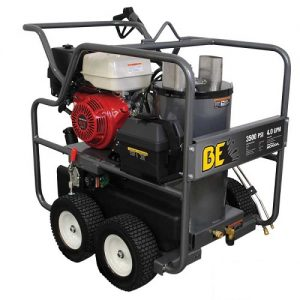 3500 Psi | 15 L/Min | Hot and Cold Water High Pressure Cleaner - BAR 3513HAH (Petrol Drive)