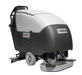 Commercial Scrubber and Dryer – Nilfisk BA651